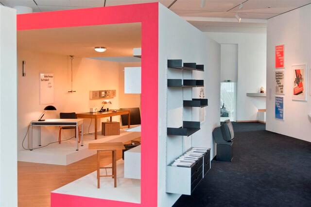 Ein Raum-im-Raum: Das Frankfurter Zimmer im MAK