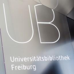 Universitätsbibliothek Freiburg Foto: Stefan Marquardt