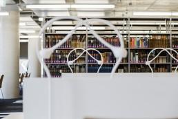 SNAKE Universitätsbibliothek Freiburg Foto: Stefan Marquardt