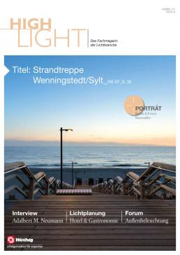 Titelbild HighLight Magazin 7-8 2018